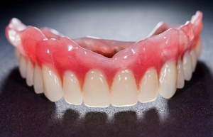 Dentures that look natural teeth confirm. And